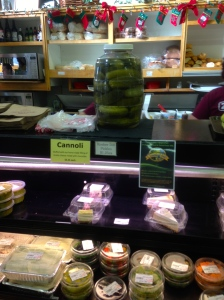 Do you know where these pickles are located?