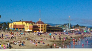 True, summer is endless in Santa Cruz.