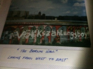 West Berlin. 1987